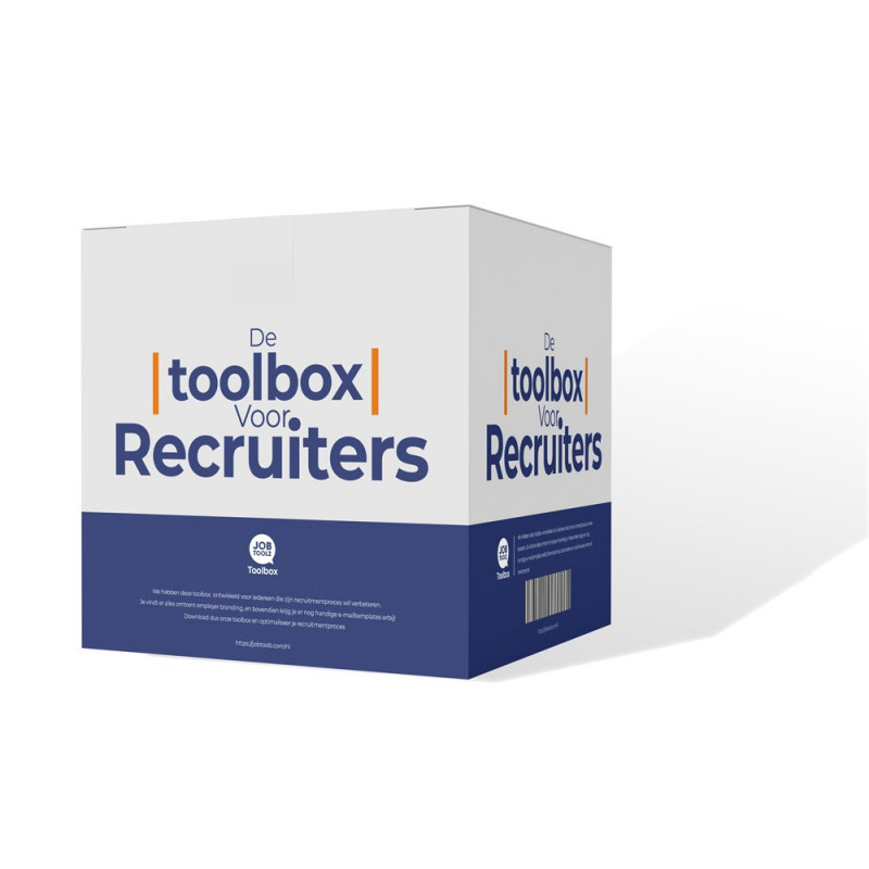 De toolbox voor recruiters