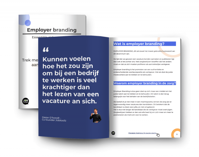 Whitepaper | employer branding in de zorg
