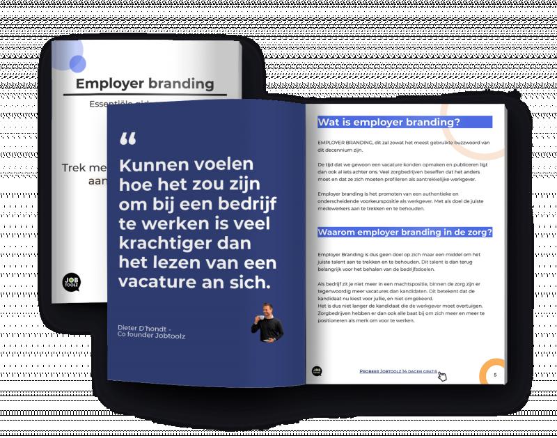 Whitepaper | employer branding in de zorg