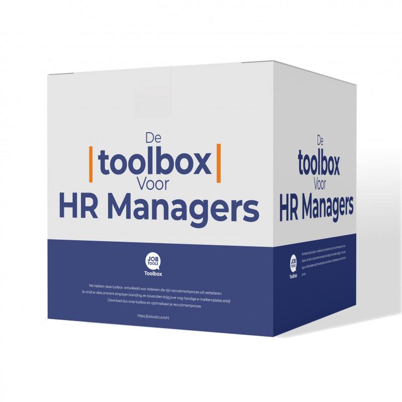 De toolbox voor HR Managers